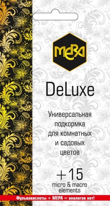 Удобрение МЕРА для цветов «MERA DeLuxe» с фульвокислотами