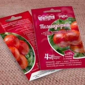 Удобрение MEРA для томатов «ПОМИДОРКА» с фульвокислотами
