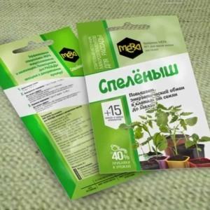 Удобрение MEРA для рассады «СПЕЛЁНЫШ» с фульвокислотами