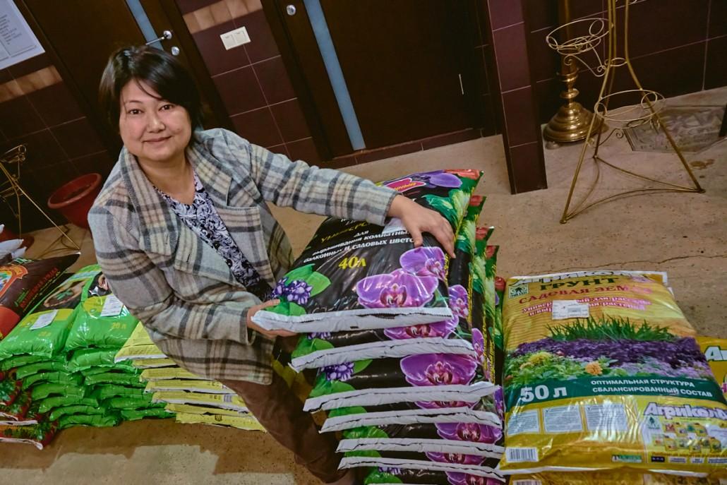 В Музее Семян вручили главный приз победителю фотоконкурса «Удобрения МЕРА не для всех, а для каждого растения»