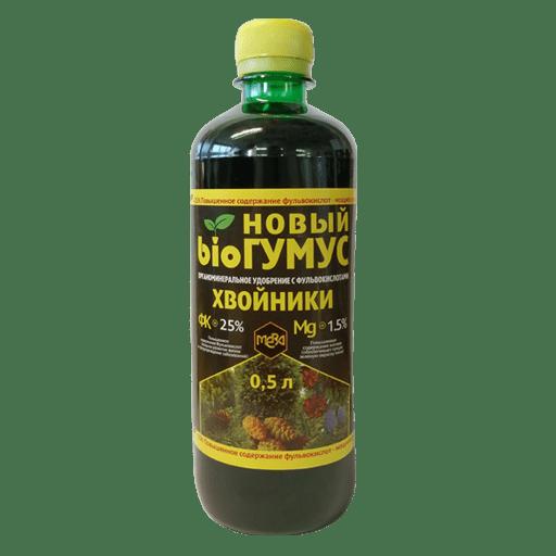 Новый БиоГумус Хвойники