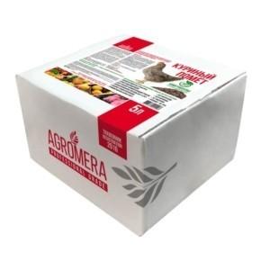 Куриный помёт АГРОМЕРА БиоГранулы