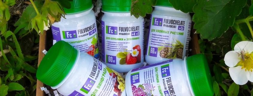 Можно ли Фульвохелат смешивать с минеральными удобрениями или средствами защиты?